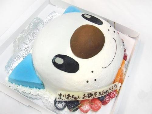Oshawott Cake! by ryanthescooterguy