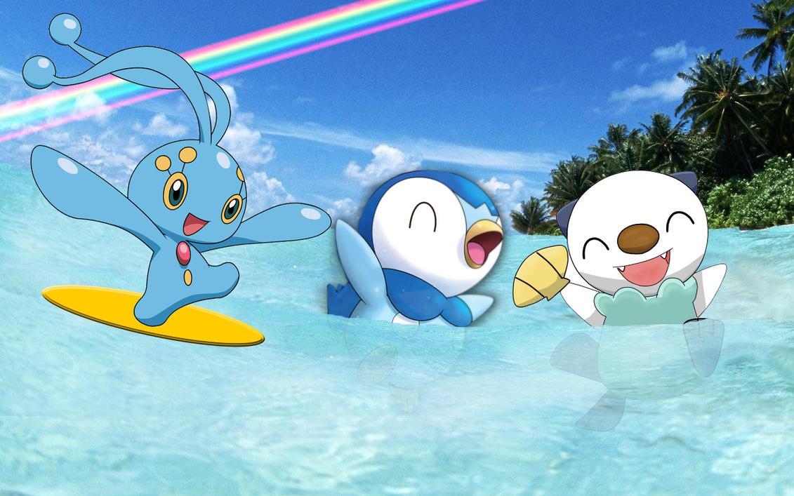 Pokémon Pins: Pikachu, Snivy, Tepig, Oshawott (4-Pack) |Pokemon Piplup And Oshawott