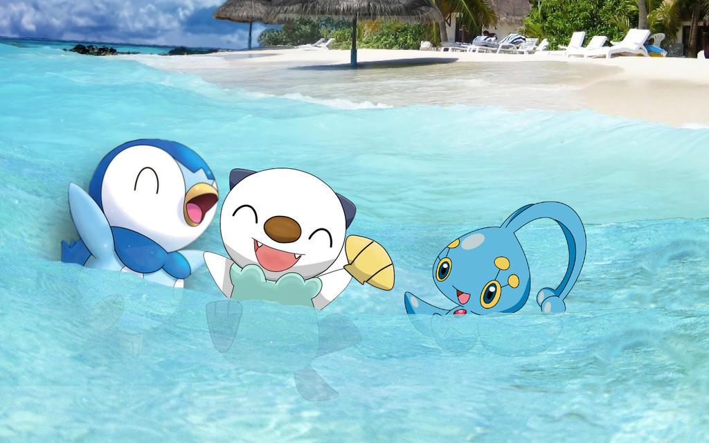 Oshawott and Piplup - Oshawott Photo (33417456) - Fanpop |Pokemon Piplup And Oshawott