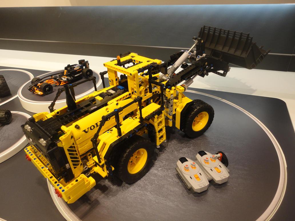 lego 42053 b model instructions