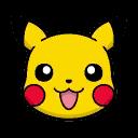Pokemon Link: Battle! - Pikachu Icon by ryanthescooterguy