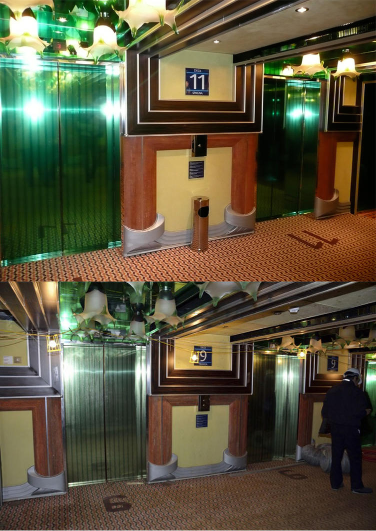 Costa Concordia - Before and After Capsizing by ryanthescooterguy on ...