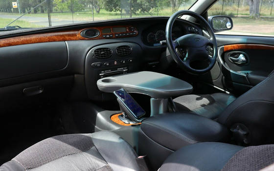 Ford AU Falcon Office Table