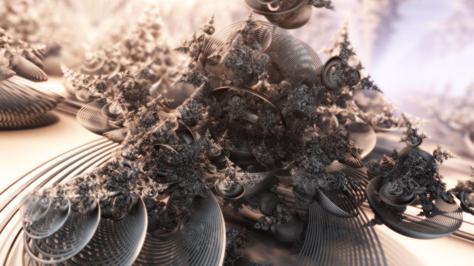 Fractal exposition by Crist-JRoger