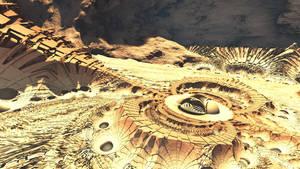 Mars by C-JR