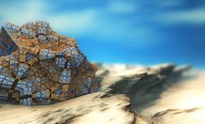 Pyramid-constructor