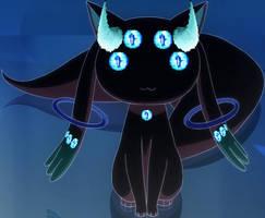 Evil Kyuubey Negative