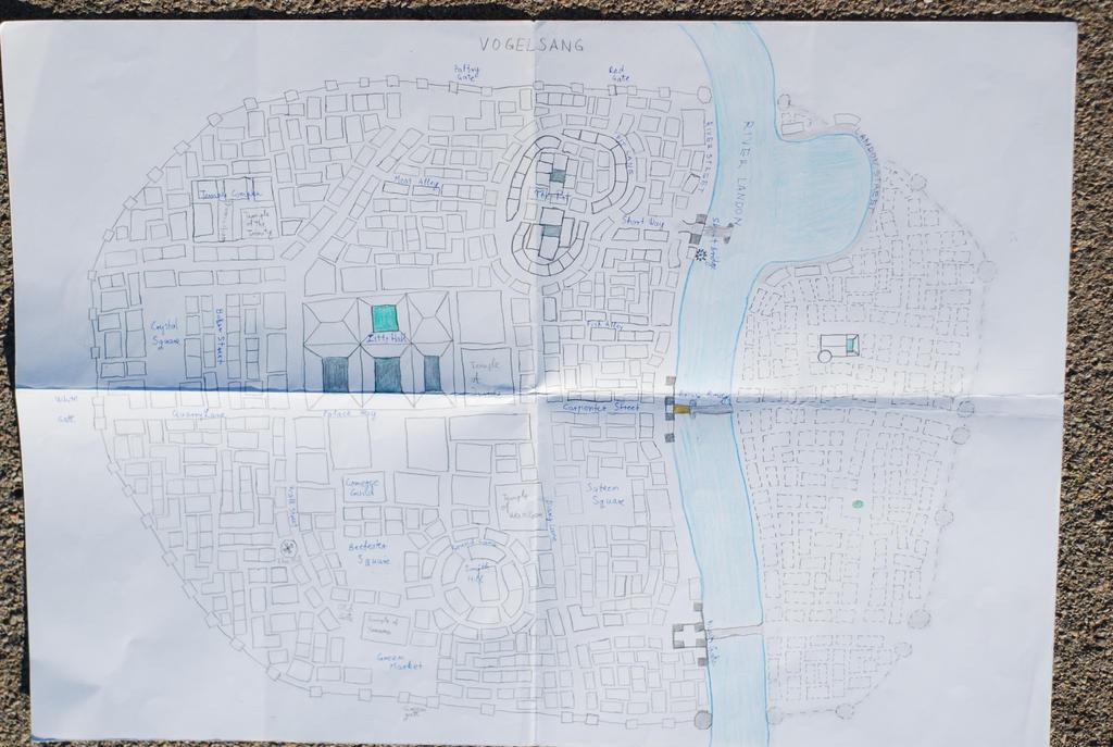 Vogelsang Map by Mattilald
