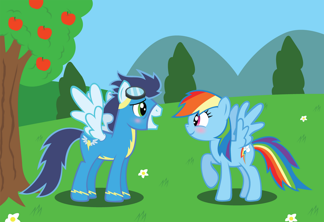 You look cute today by CSMLP