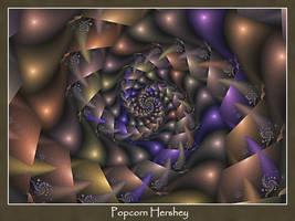 Popcorn Hershey by sharkrey