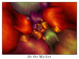 At the Market by sharkrey