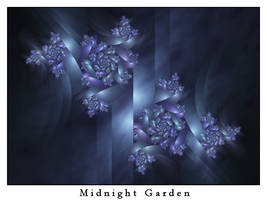 Midnight Garden by sharkrey