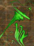 Bamboo Scratch
