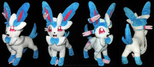 [PLUSHIE] Shiny Sylveon (13 inches) SOLD