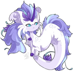 Impling 023 - Winter Unicorn (CLOSED)