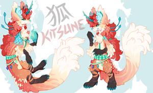 MYTH Unidrak 056 - Kitsune (CLOSED)