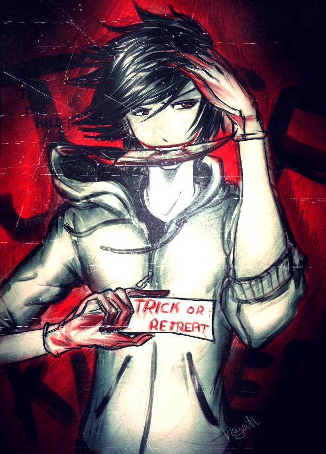 JEFF the KILLER by Nawaru