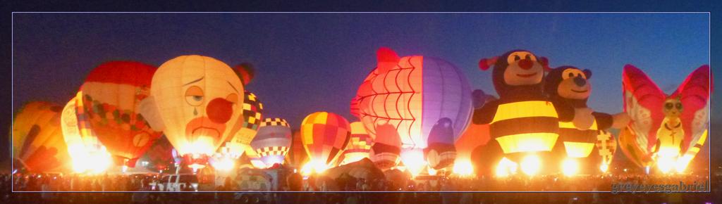 The Great Texas Balloon Race by greyeyesgabriel
