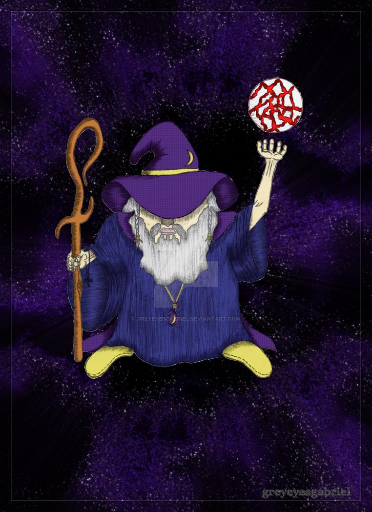 The Wizard (v1.1) by greyeyesgabriel