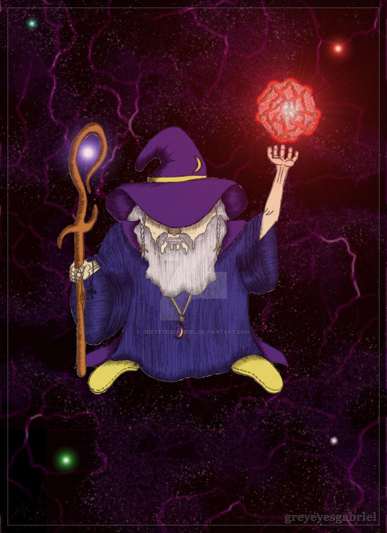 The Wizard (v1.3) by greyeyesgabriel