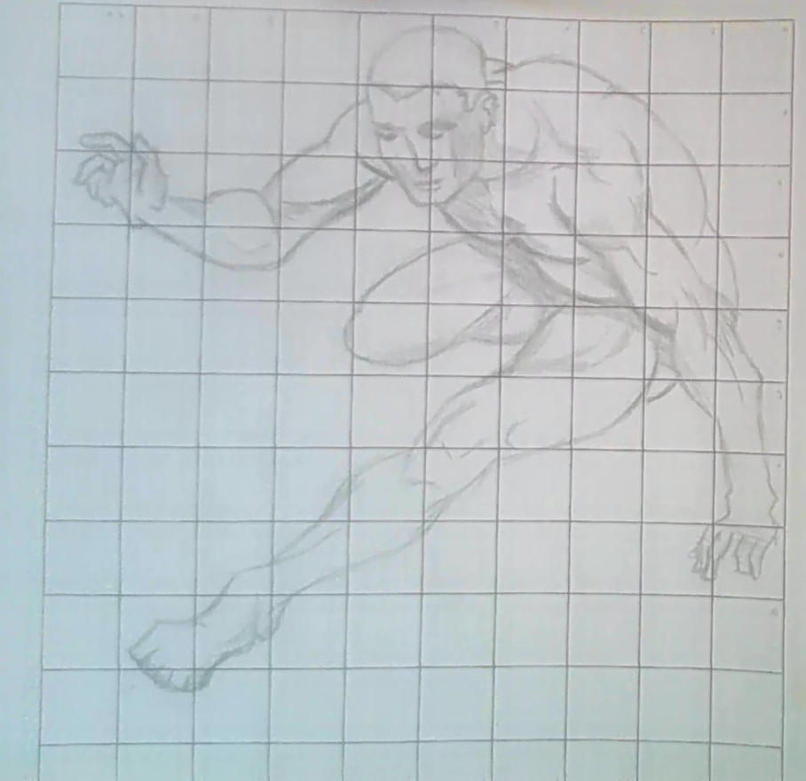 Drawing the human figure in action - XIII by Kakalot