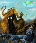 Tibetan Dragons