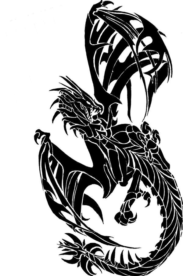 Bad Ass Tribal Tattoos 16