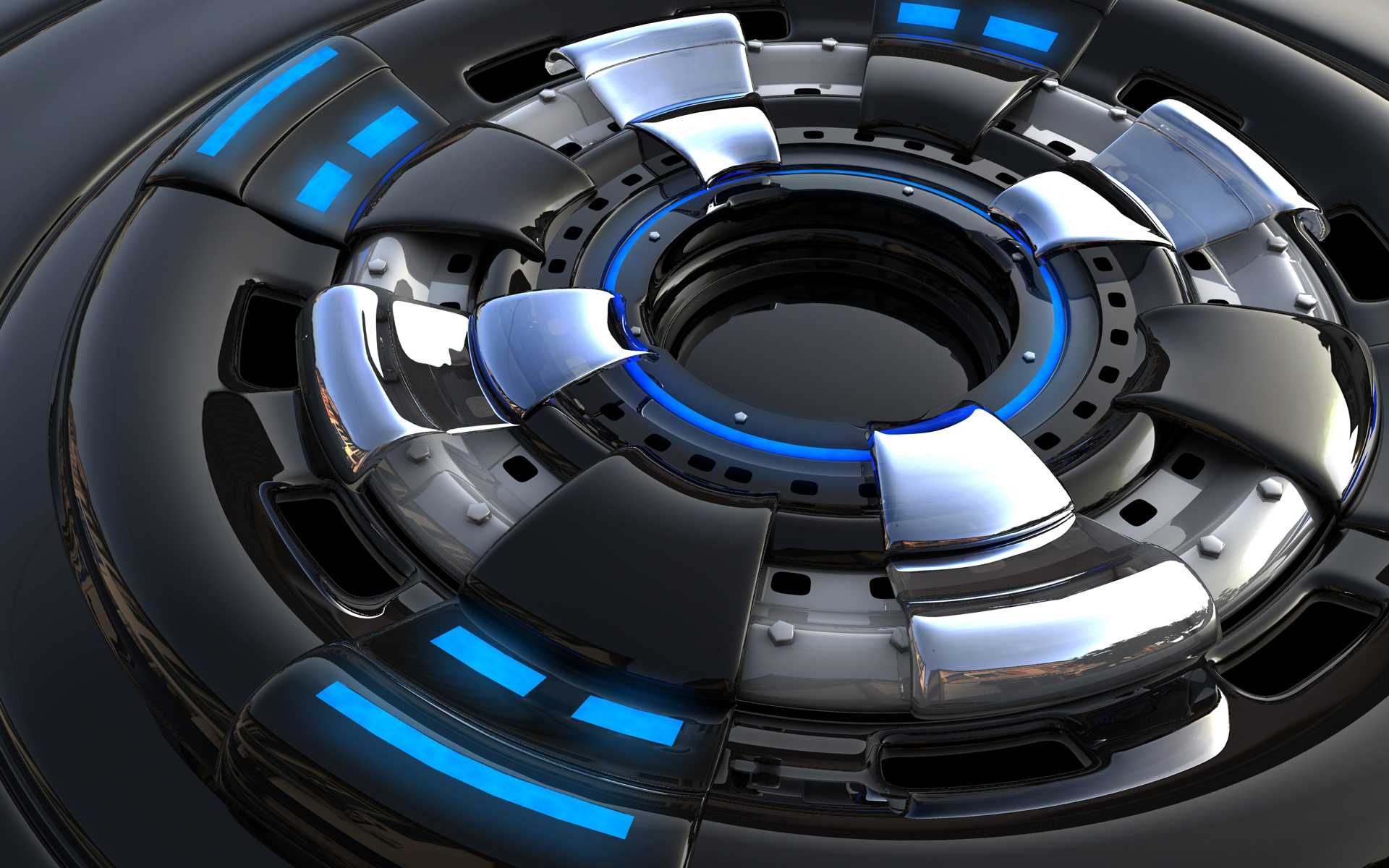 CINEMA 4D WALLPAPER by Drharney