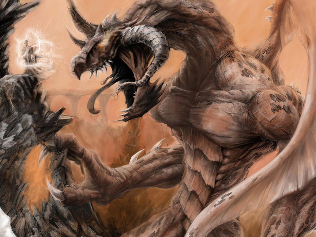 angry dragon by fajrul19 on deviantart