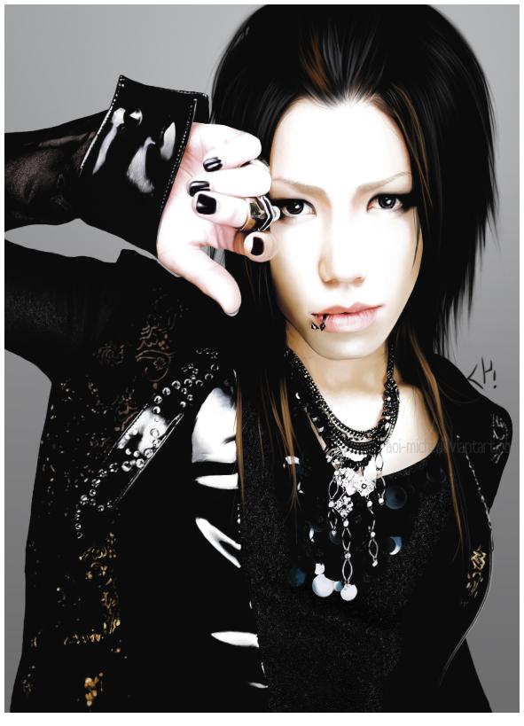 A o i by Aoi-Michi