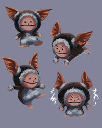 gizmo ikes by dmnckh