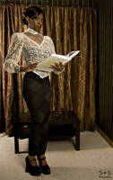 Reading by BlackRoomPhoto