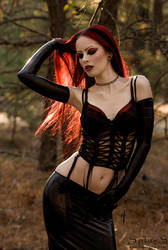 Red Glow by BlackRoomPhoto