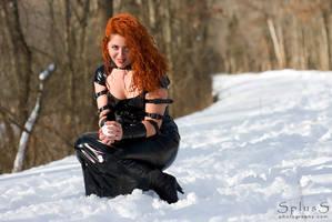 Snowball by BlackRoomPhoto