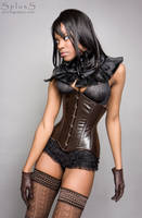 Chocolate Leather by BlackRoomPhoto