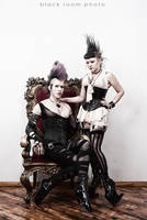 The Throne by BlackRoomPhoto