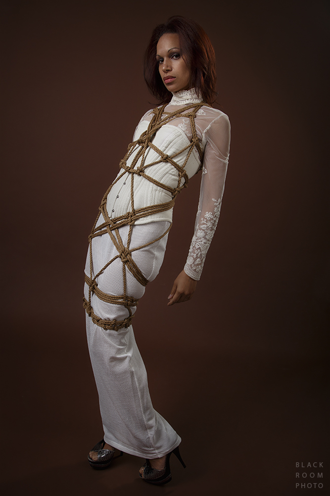 Rope Fashion by BlackRoomPhoto