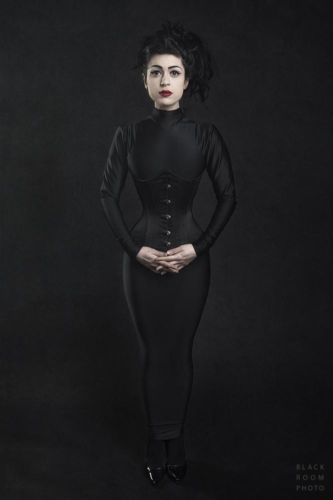 A Striking Figure by BlackRoomPhoto