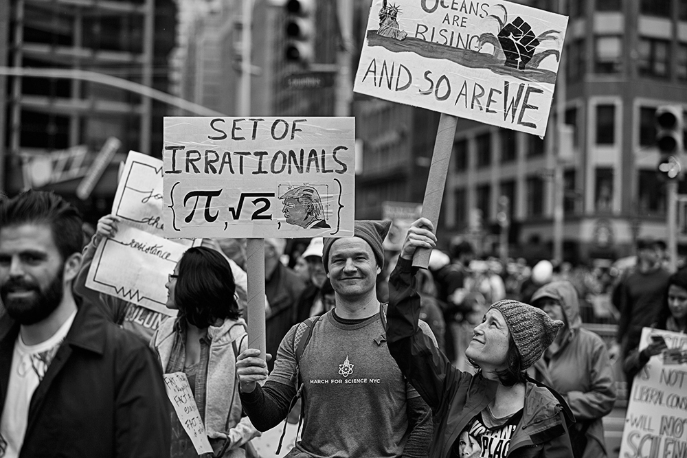 March for Science by BlackRoomPhoto