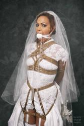 Bound Bride by BlackRoomPhoto