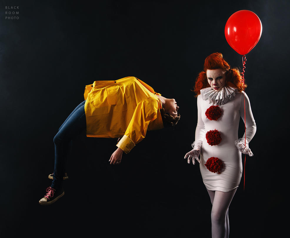 You'll Float Too by BlackRoomPhoto