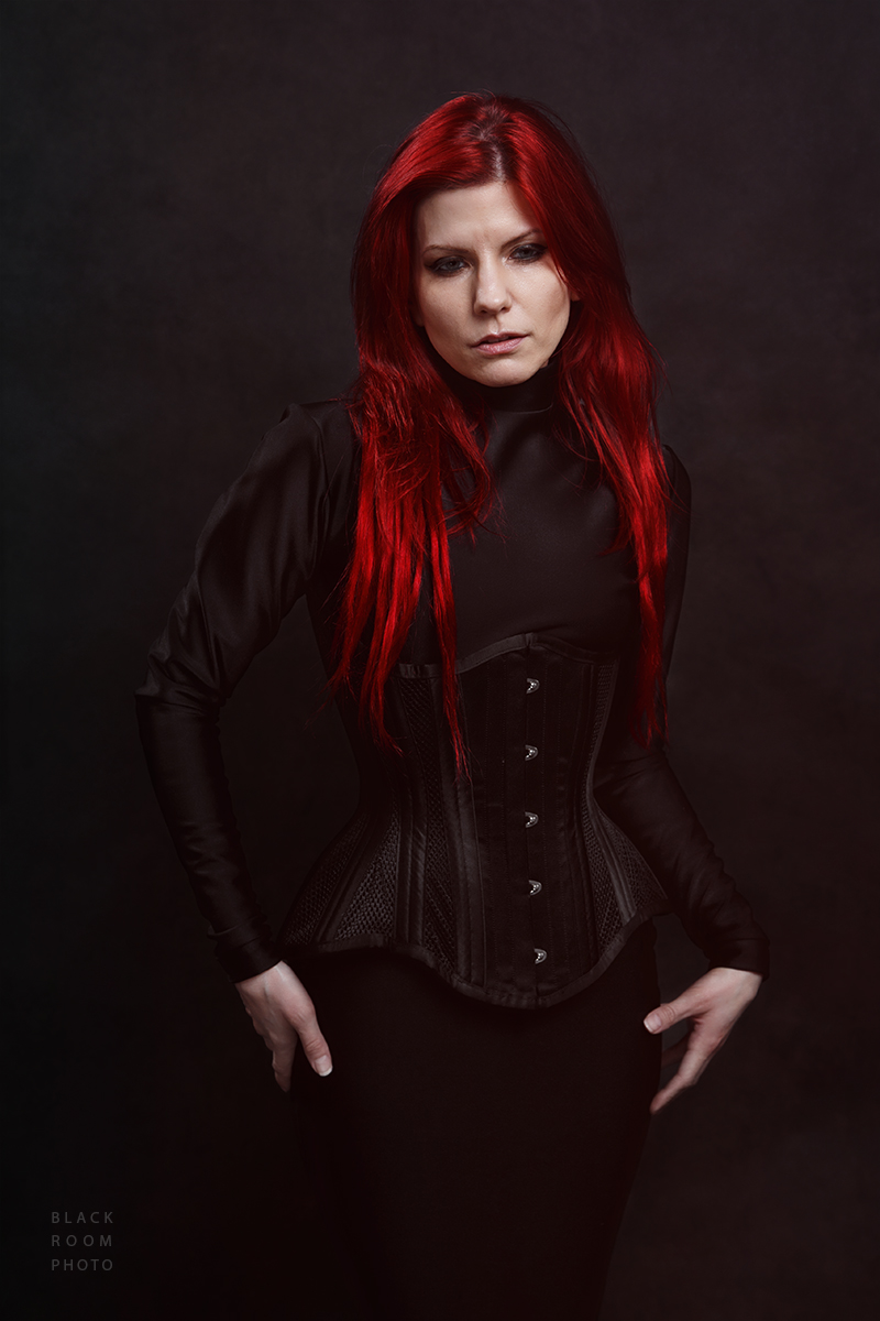 Harley Dark - Darlex Dress by BlackRoomPhoto