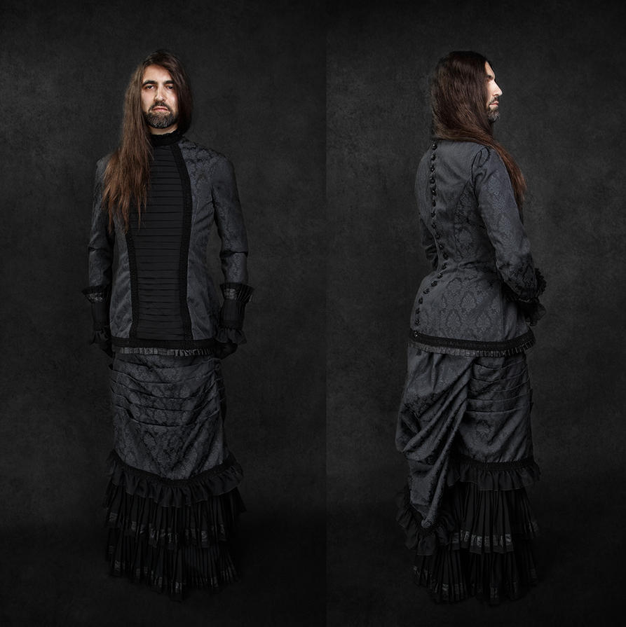 Victorian Gown by BlackRoomPhoto