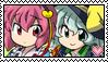 Komeiji Sisters - Stamp by Polka54