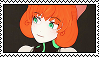 Penny stamp by Polka54