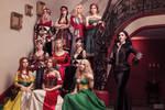 Lodge of Sorceresses by StygianVI