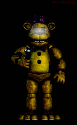 Fredbear Edit by Doctorlysum