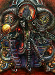 Alice madness returns by PapilioC