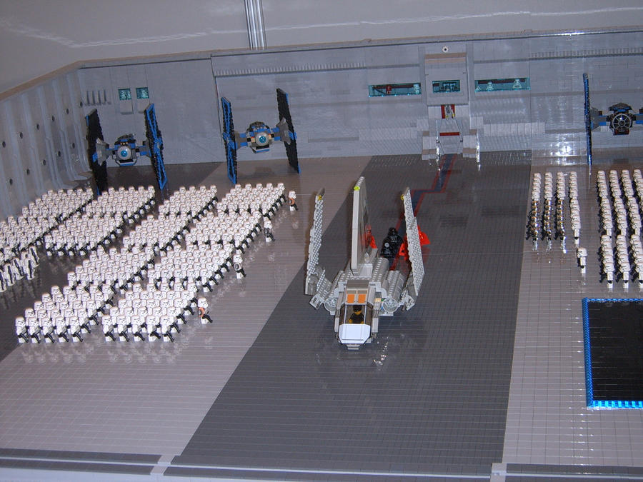 Lego star wars by Sam-wyat