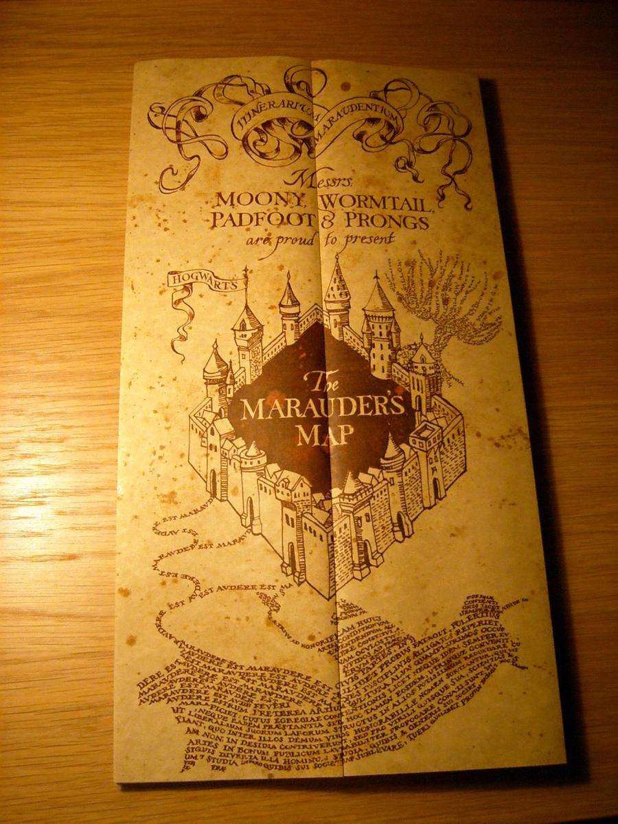 Beautiful Wallpaper Harry Potter Map - The_Marauders_Map_by_Sam_wyat  Snapshot_56941.jpg
